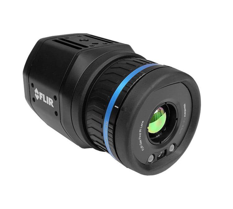 FLIR A500 warmtebeeldcamera