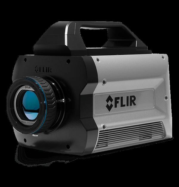 FLIR X6901sc gekoelde warmtebeeldcamera voor R&D
