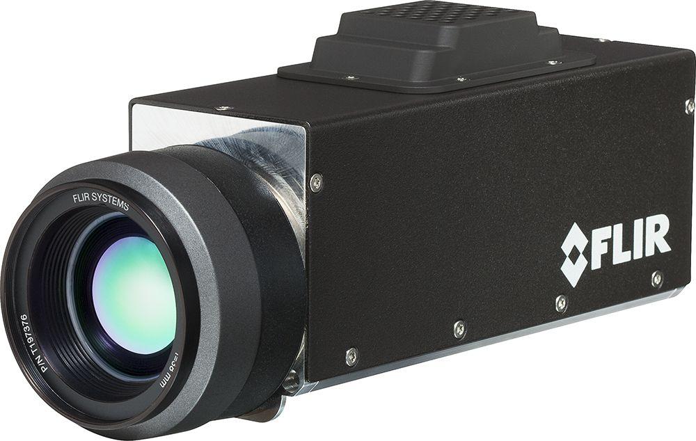 FLIR G300a gasdetectiecamera voor het detectie van VOS