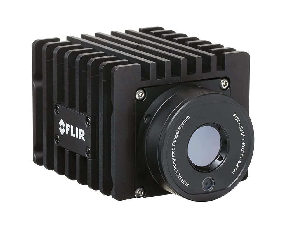FLIR A50 warmtebeeldcamera